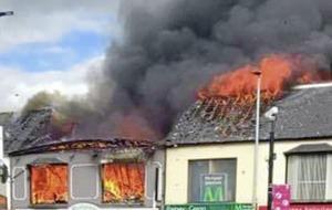 Ballymena fire a 'devastating blow'
