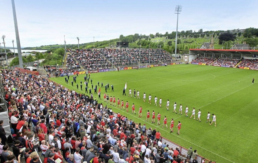 Derby clash set to boost 2017 Ulster SFC attendance figures
