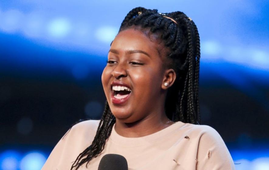 BGT fans are furious that singer Sarah Ikumu got voted off