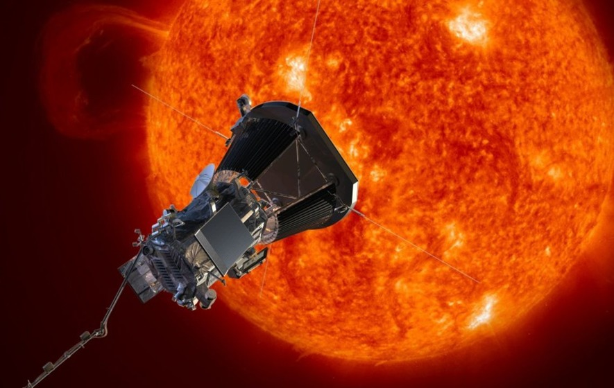 Nasa announces ground-breaking mission with a new probe that will 'touch the Sun'