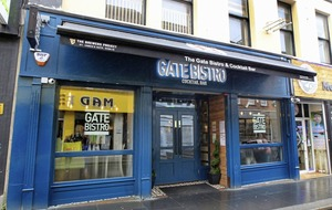 Eating Out: Success of The Gate hinges on its atmosphere