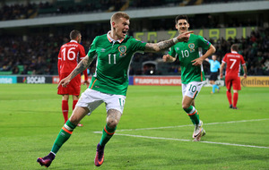 Video: Republic of Ireland star James McClean voted Derry legend