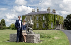 Larchfield Estate couple celebrate 10th year with expansion of wedding business