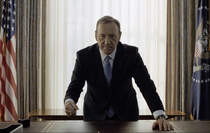 TV review:  House of Cards will have to deal with Trump problem