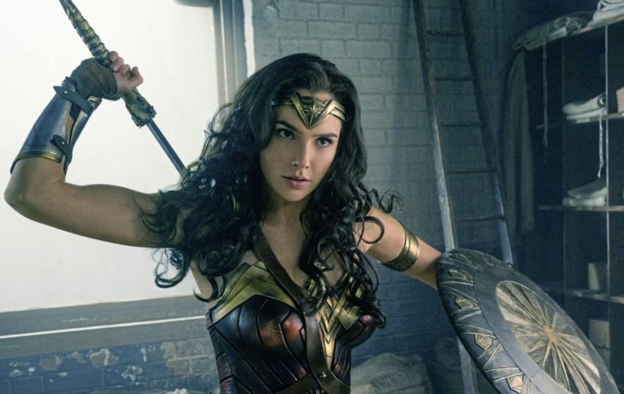Gal power: Wonder Woman's first big screen adventure