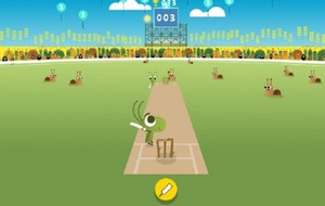 Google creates awesome cricket game Doodle to mark start of the Champions Trophy