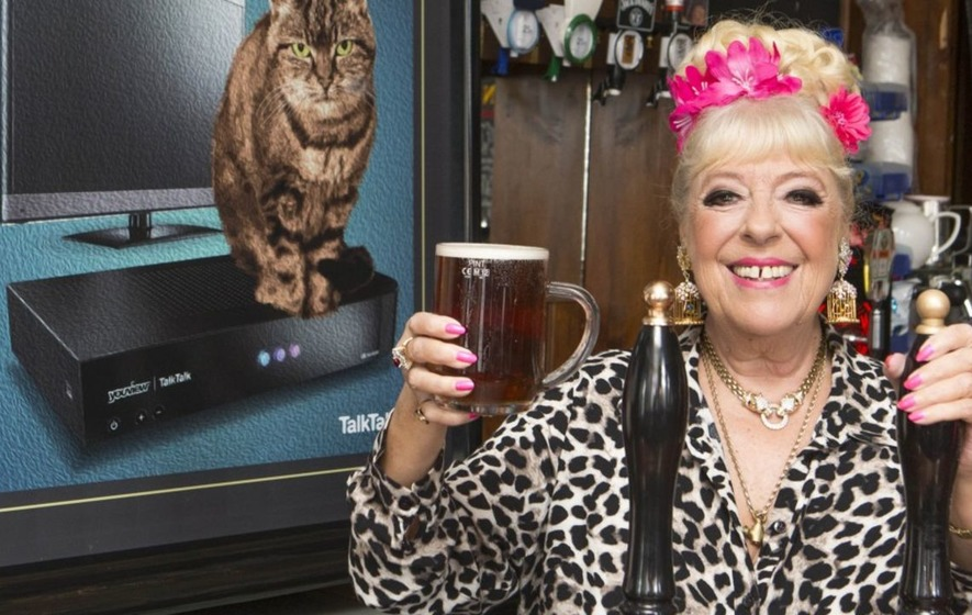 Julie Goodyear pays emotional tribute to 'dearest friend' Roy Barraclough