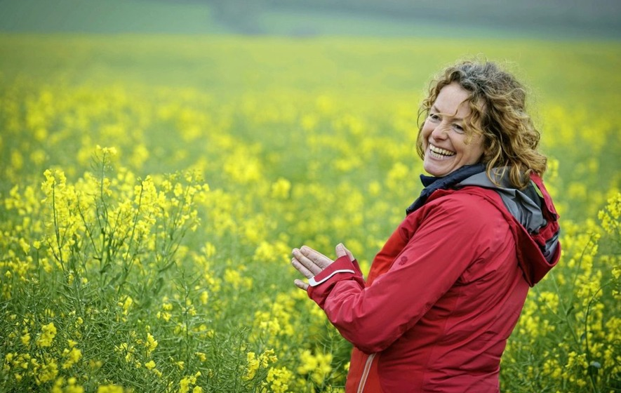 Kate Humble: I knew at age 14 that motherhood wasn't for me