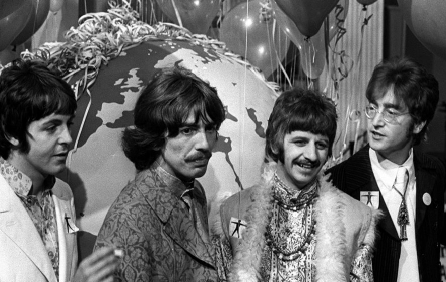Mystery Indian musician on Sgt Pepper album track identified
