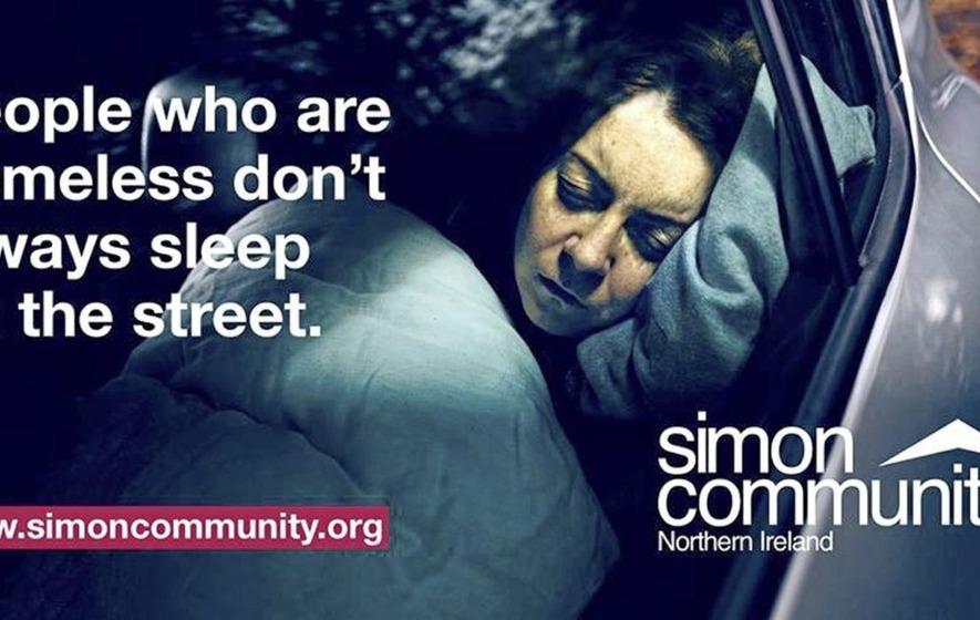 Plight of north's 'hidden homeless' highlighted