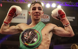 Jamie Conlan out of Belfast bill as potential World title shot looms