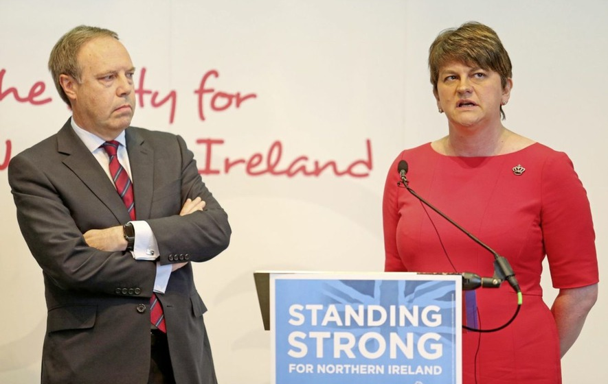 Arlene Foster will not take part in TV election debates