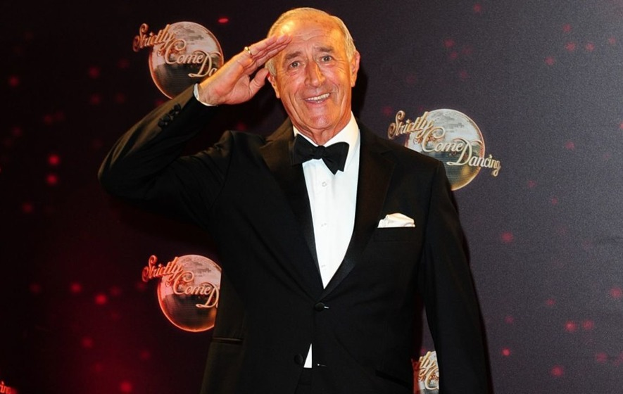 Len Goodman in seventh heaven as host of new BBC game show Partners In Rhyme