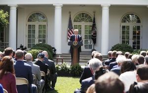 Trump pulls US out of Paris climate change deal