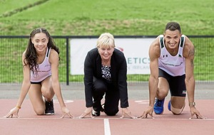 Commonwealth targets adds spice to Belfast's International meet in July