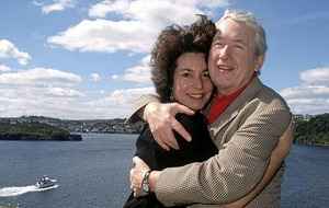 The woman who persuaded Frank McCourt to write Angela's Ashes