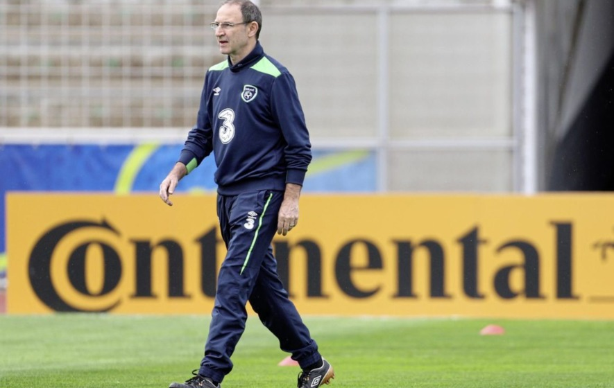 Republic of Ireland boss takes positives from defeat by Mexico