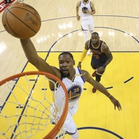 Kevin Durant absolutely destroyed LeBron James' ankles in the NBA Finals