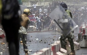 Protesters killed in clashes with police after Kabul truck bombing