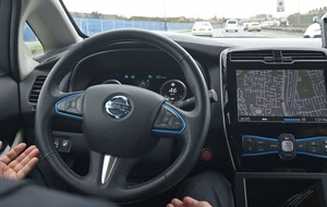 Could driverless cars also double up as security cameras? Intel's CEO thinks so
