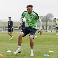 Richard Keogh urges Republic of Ireland to finish season on a high