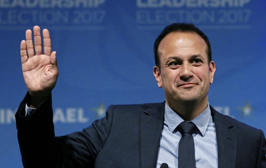 Leo Varadkar confirmed as Republic's youngest taoiseach