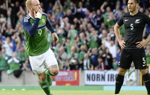 Michael O'Neill praises Northern Ireland match-winner Liam Boyce