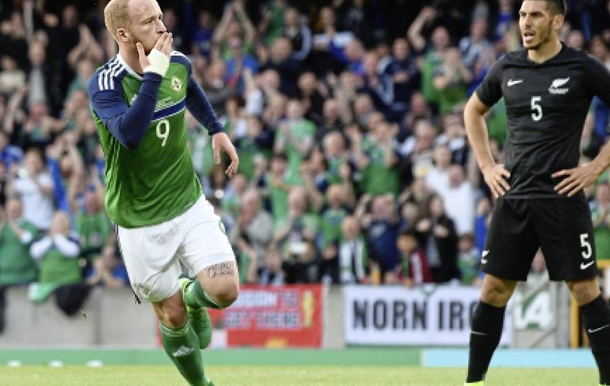 Michael O'Neill praises Northern Ireland match-winner Liam Boyce