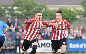 Early goals good enough for Derry as they move into third