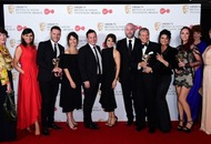 Stars leave gritty storylines behind to dazzle on British Soap Awards red carpet