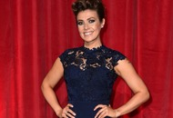 Kym Marsh brings Hollywood glamour to Soap Awards with winning red carpet look