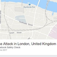 Facebook has activated its Safety Check feature following the London terror attack