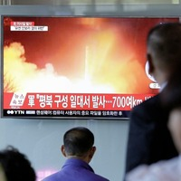 North Korea missiles a 'direct threat to Russia'
