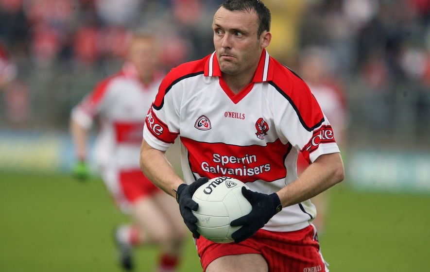 On This Day - June 5 2005: Paddy Bradley scored 1-10 as Derry beat Monaghan to advance to the Ulster SFC semi-final