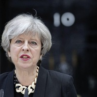 Theresa May promises action against terror on four fronts