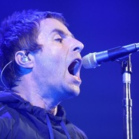 Liam Gallagher makes surprise appearance at One Love Manchester concert