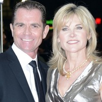 Anthea Turner: Husband might have stayed with me if we'd had kids