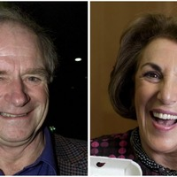 Johnny Ball and Edwina Currie talk X-rated dating websites in new show