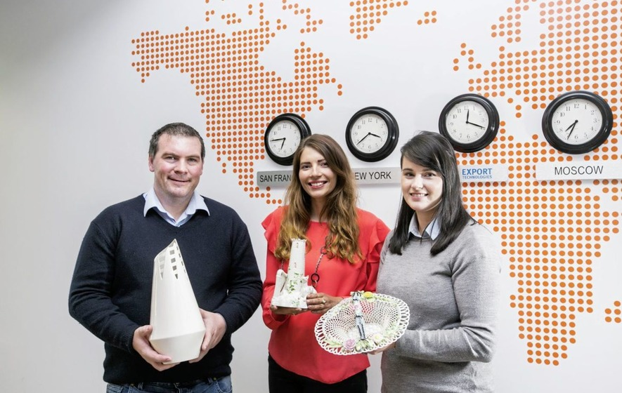 Belleek launches new e-commerce site