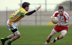 Former Tyrone underage star Feargal McCrory wants to make his name in boxing