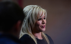 Michelle O'Neill: DUP has 'given up on power-sharing'