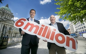 Belfast technology firm CloudMigrator365 celebrates six million migrations from 57 countries