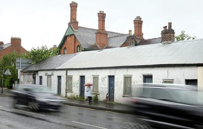 Video Historic South Belfast Cottages To Be Preserved