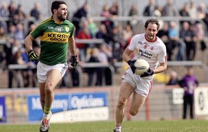 Ronan McNabb suffers ankle injury ahead of Tyrone v Donegal clash
