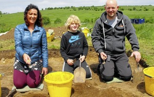 Outdoors: Try your hand at archaeology in Divis Big Dig