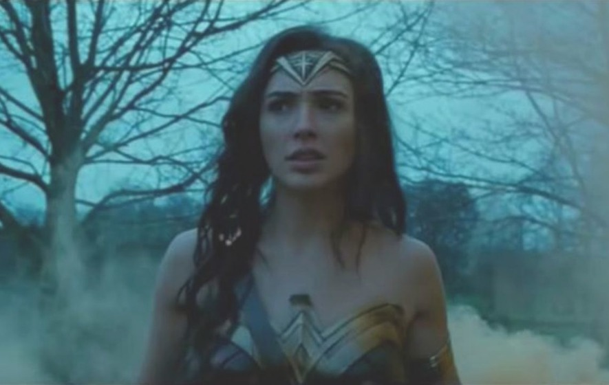 Wonder Woman hits top spot in UK and US box office charts
