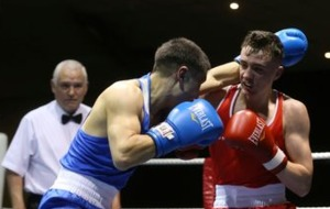 Olympian Steven Donnelly hoping to bring good times back to Irish boxing
