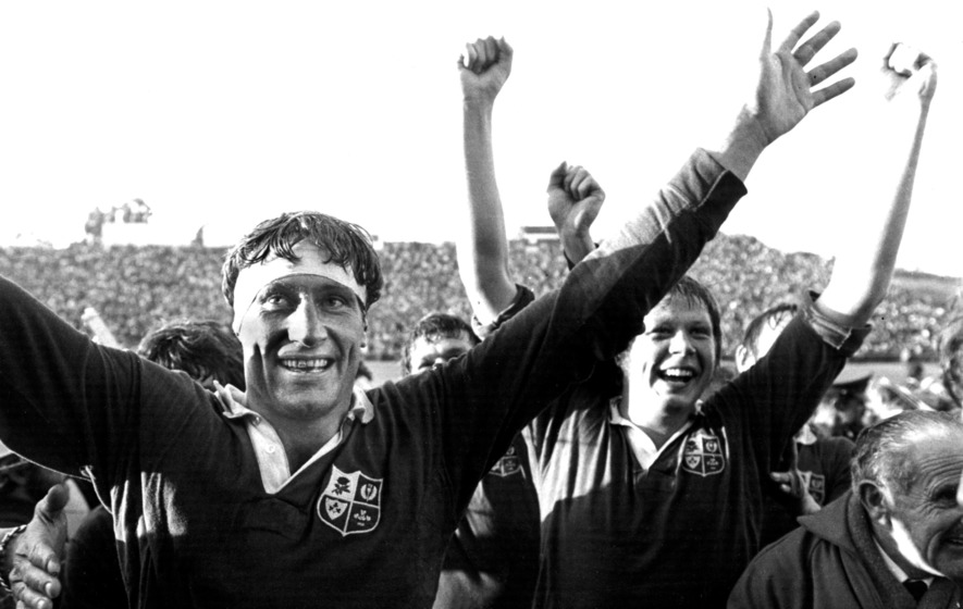 On This Day - June 6 1940: Willie John McBride, Ireland and British and Irish Lions rugby international, is born