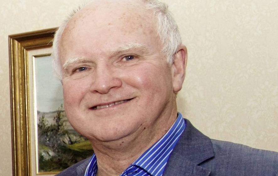 Patrick G. Johnston Professor Patrick Johnston An Appreciation The Irish News