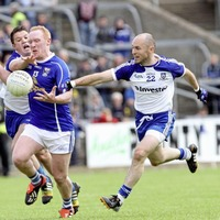 No Championship show without Cavan's Cian Mackey